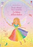 La fatina dell'arcobaleno. Piccola collezione. Vesto le bamboline. Con adesivi. Ediz. a colori Libro di  Fiona Watt
