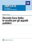 Decreto Cura Italia: le novità per gli appalti pubblici Ebook di  Marco Porcu