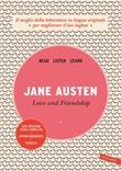 Love and friendship. Ediz. integrale. Con audiolibro Ebook di  Jane Austen