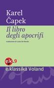 Il libro degli apocrifi Ebook di  Karel Capek