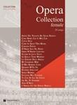 Opera collection female. 20 songs Libro di