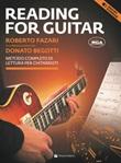 Reading for guitar. Metodo completo di lettura per chitarristi. Con file audio per il download. Con CD-Audio Libro di  Donato Begotti, Roberto Fazari