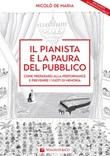 Il pianista e la paura del pubblico. Come prepararsi alla performance e prevenire i vuoti di memoria Libro di  Nicolò De Maria