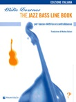 The jazz bass line book Libro di  Mike Downes