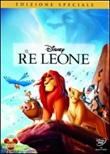 Il Re Leone. Edizione speciale DVD + Libro DVD + LIBRO di