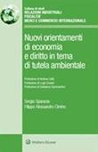Nuovi orientamenti di economia e diritto in tema di tutela ambientale Ebook di  Sergio Sparacia, Filippo Alessandro Cimino