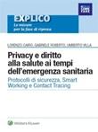 Privacy e diritto alla salute ai tempi dell'emergenza sanitaria Ebook di  Lorenzo Cairo, Roberto Gabriele, Umberto Villa