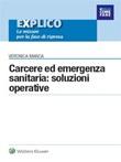 Carcere ed emergenza sanitaria: soluzioni operative Ebook di  Veronica Manca