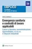Emergenza sanitaria e contratti di lavoro applicabili Ebook di  Enrico Barraco