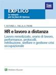 HR e lavoro a distanza Ebook di  Francesco Rotondi, Luca Failla, Alessandro Paone