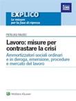 Lavoro: misure per contrastare la crisi Ebook di  Pierluigi Rausei