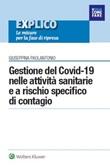 Gestione del Covid-19 nelle attività sanitarie e a rischio specifico di contagio Ebook di  Giuseppina Paolantonio