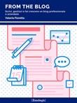From the blog. Scrivi, gestisci e fai crescere un blog professionale o aziendale Ebook di  Valeria Fioretta, Valeria Fioretta